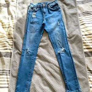 💚 3 for $30 - Noisy may ripped skinny jeans